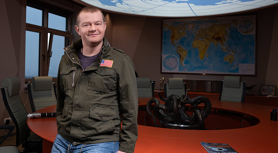 Innovator Max Polyakov and Firefly Aerospace: New Space is Available for Everybody