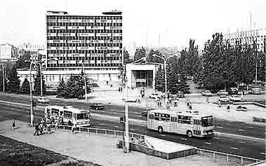 """українське ракетно-космічне підприємство ВАТ """"Хартрон"""", Запоріжжя"""