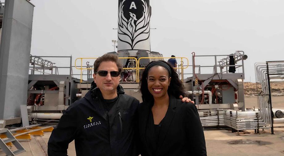 Ветеран SpaceX и Blue Origin возглавила новое бизнес-направление Firefly Aerospace