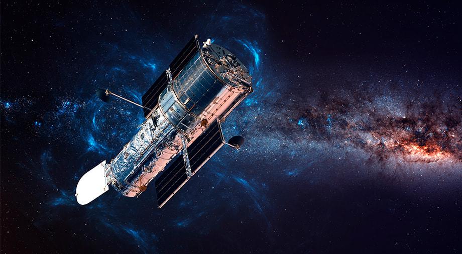 История телескопа «Хаббл»